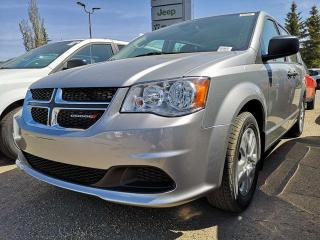 New 2019 Dodge Grand Caravan CANADA VALUE PACKAGE for sale in Edmonton, AB