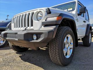 New 2019 Jeep Wrangler SPORT for sale in Edmonton, AB
