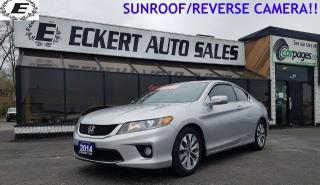 Used 2014 Honda Accord EX/SUNROOF/ECON MODE for sale in Barrie, ON