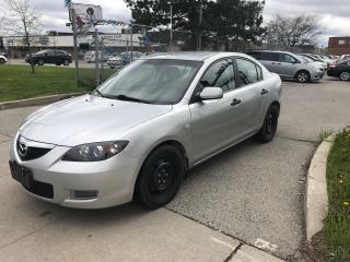 Used 2009 Mazda MAZDA3 MAZDA3,I,AUTO,SAFETY+3YEARS WARRANTY INCLUDED for sale in Toronto, ON