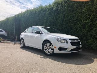 Used 2016 Chevrolet Cruze Limited LS for sale in Surrey, BC