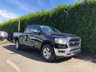 New 2019 RAM 1500 Big Horn 4x4 Quad Cab 140.5 in. WB for sale in Surrey, BC