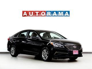 Used 2015 Hyundai Sonata GL BACK UP CAMERA ALLOY WHEELS SATELLITE RADIO for sale in Toronto, ON