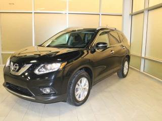 Used 2015 Nissan Rogue SV/ALL WHEEL DRIVE/HEATED SEATS/BACK UP CAMERA for sale in Edmonton, AB