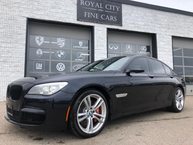 2013 BMW 7 Series 750i xDrive M-Package Sunroof