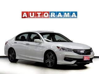 Used 2017 Honda Accord Sport Leather Sunroof Backup Cam for sale in Toronto, ON