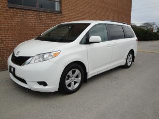 Used 2014 Toyota Sienna LE  8 PASSENGERS for sale in Oakville, ON