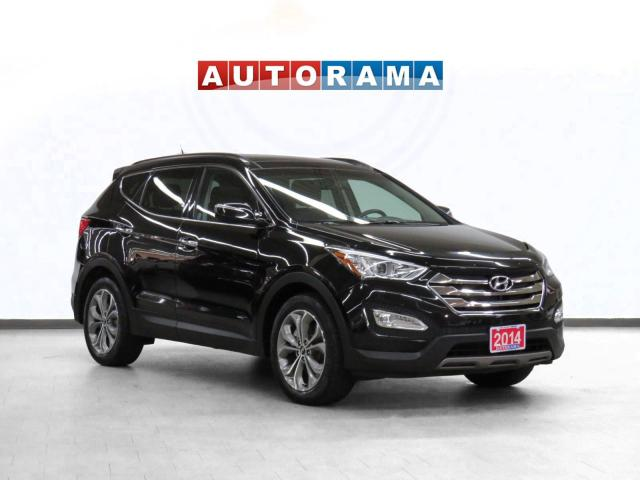 2014 Hyundai Santa Fe Sport Limited 4WD Navigation Leather Sunroof Backup Cam
