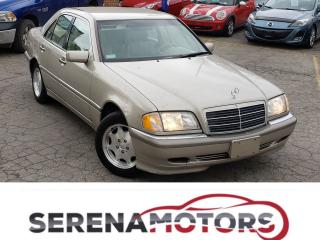 Used 1998 Mercedes-Benz C-Class C280 | FULLY LOADED | ONE OWNER | NO ACCIDENTS | for sale in Mississauga, ON