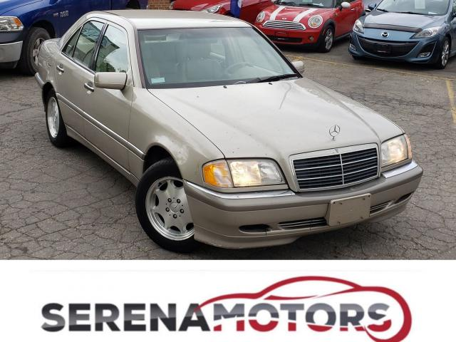1998 Mercedes-Benz C-Class C280 | FULLY LOADED | ONE OWNER | NO ACCIDENTS |