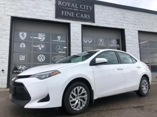 Used 2019 Toyota Corolla LE Heated Seats Reverse Camera No Accidents for sale in Guelph, ON
