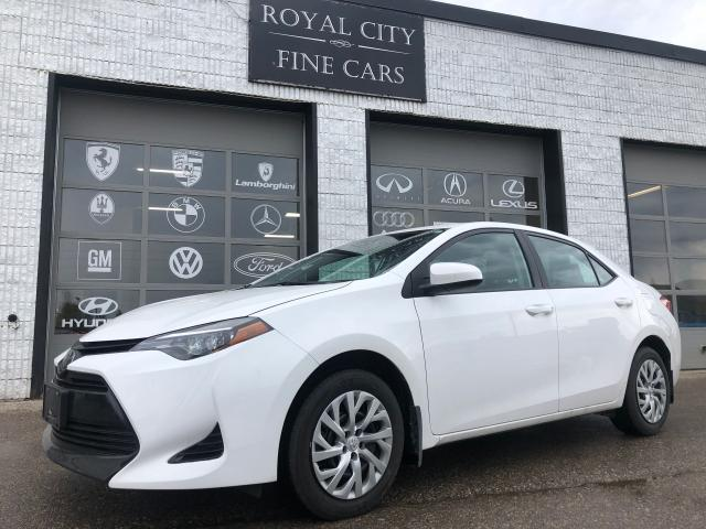 2019 Toyota Corolla LE Heated Seats Reverse Camera No Accidents