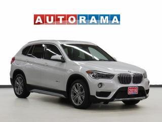 Used 2016 BMW X1 XDRIVE28i NAVIGATION LEATHER SUNROOF for sale in Toronto, ON