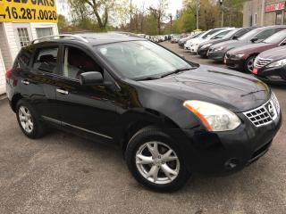 Used 2008 Nissan Rogue SL/ AWD/ PWR GROUP/ SUNROOF/ ALLOYS/ TINTED! for sale in Scarborough, ON