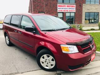 Used 2010 Dodge Grand Caravan SE for sale in Rexdale, ON