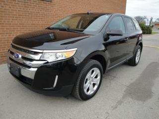 Used 2013 Ford Edge SEL Navigation and Panoramic Sunroof for sale in Oakville, ON