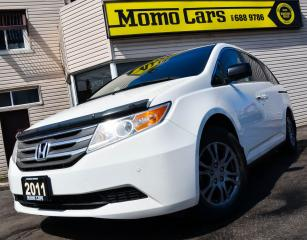 Used 2011 Honda Odyssey EX-L! Backup Cam! Heated Mirrors! for sale in St. Catharines, ON