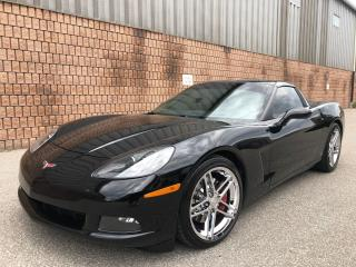 Used 2007 Chevrolet Corvette 3LT - HUD - NAVI - CAMERA - TARGA ROOF - BORLA for sale in Toronto, ON