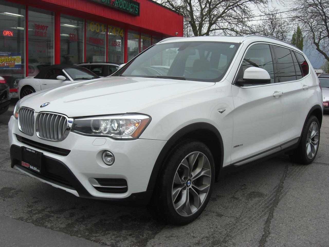 Bmw London Ontario >> Used 2015 Bmw X3 Xdrive28i For Sale In London Ontario