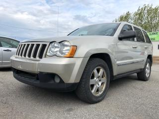 Used 2010 Jeep Grand Cherokee Laredo for sale in Pickering, ON