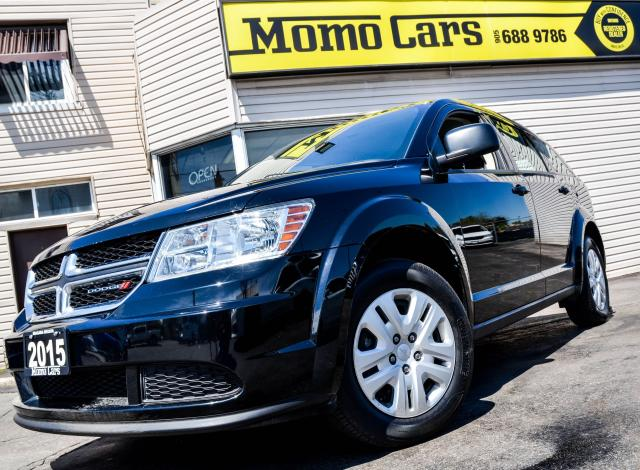 2015 Dodge Journey Bluetooth! Keyless Start! Only $118/bi-weekly!