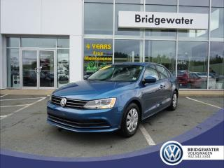 Used 2017 Volkswagen Jetta TRENDLINE+ for sale in Hebbville, NS