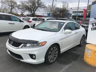 Used 2015 Honda Accord EX-L W/NAVI for sale in Halifax, NS