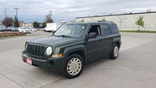 Used 2008 Jeep Patriot 4X4, 4 door, Low km, 3 /Y warranty availab for sale in Toronto, ON