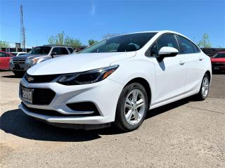 Used 2017 Chevrolet Cruze LT (CERTIFIED) for sale in Brampton, ON