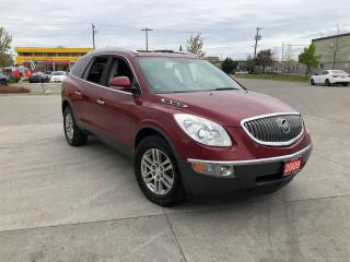 Used 2009 Buick Enclave AWD,7 Pass,Leather,3/Y warranty available for sale in Toronto, ON