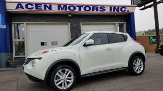 Used 2012 Nissan Juke SL-AWD-NAVI- SUNROOF, BACKUP CAMERA for sale in Hamilton, ON