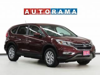 Used 2015 Honda CR-V EX AWD Sunroof Backup Cam for sale in Toronto, ON