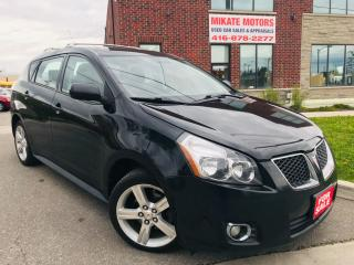 Used 2009 Pontiac Vibe Hatchback Crossover 2.4 Litre for sale in Rexdale, ON