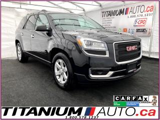 Used 2015 GMC Acadia SLE-2+AWD+Camera+Leather Heated Power Seats+R.S.+ for sale in London, ON