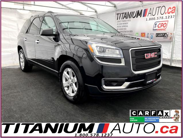 2015 GMC Acadia SLE-2+AWD+Camera+Leather Heated Power Seats+R.S.+