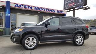 Used 2012 Hyundai Santa Fe GL Sport-LEATHER- SUNROOF for sale in Hamilton, ON