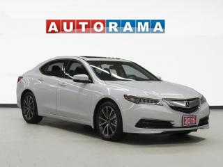 Used 2015 Acura TLX V6 Tech Pkg Navigation Sunroof Backup Cam for sale in Toronto, ON