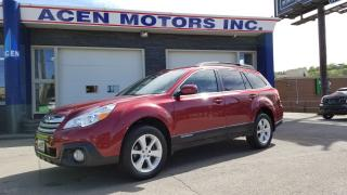 Used 2013 Subaru Outback 2.5i Touring- MINT for sale in Hamilton, ON