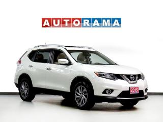 Used 2015 Nissan Rogue SV AWD PANORAMIC SUNROOF BACKUP CAMERA for sale in Toronto, ON