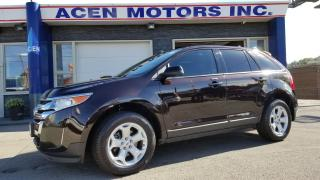 Used 2013 Ford Edge NAVIGATION, PAN ROOF, LEATHER, MINT for sale in Hamilton, ON