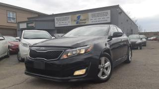 Used 2015 Kia Optima LX Winter Edition for sale in Etobicoke, ON
