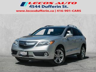 Used 2015 Acura RDX Tech Pkg for sale in North York, ON