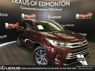 Used 2018 Toyota Highlander XLE for sale in Edmonton, AB