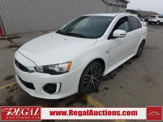 Used 2016 Mitsubishi Lancer GTS 4D Sedan AT AWD 2.4L for sale in Calgary, AB