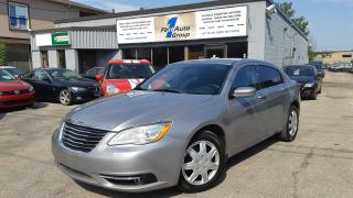 Used 2014 Chrysler 200 Touring Bluetooth, Remote start for sale in Etobicoke, ON