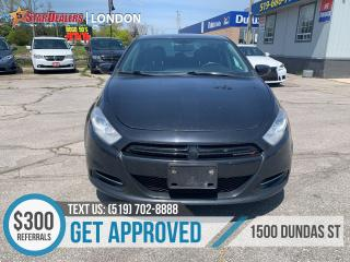 Used 2013 Dodge Dart for sale in London, ON