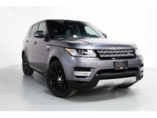 Used 2015 Land Rover Range Rover Sport V6 HSE GAS   NAVIGATION   CLEAN CARFAX for sale in Vaughan, ON