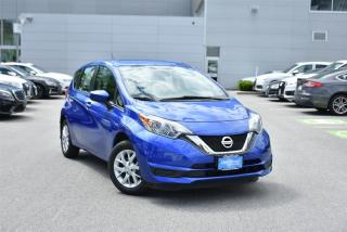 Used 2017 Nissan Versa Note Hatchback 1.6 S CVT for sale in Burnaby, BC