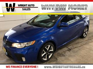 Used 2012 Kia Forte Koup SX|SUNROOF|LEATHER|BLUETOOTH|64,270 KMS for sale in Cambridge, ON