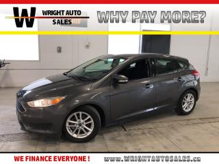 Used 2015 Ford Focus SE|BLUETOOTH|BACKUP CAMERA|HEATED SEATS|16,467 KM for sale in Cambridge, ON